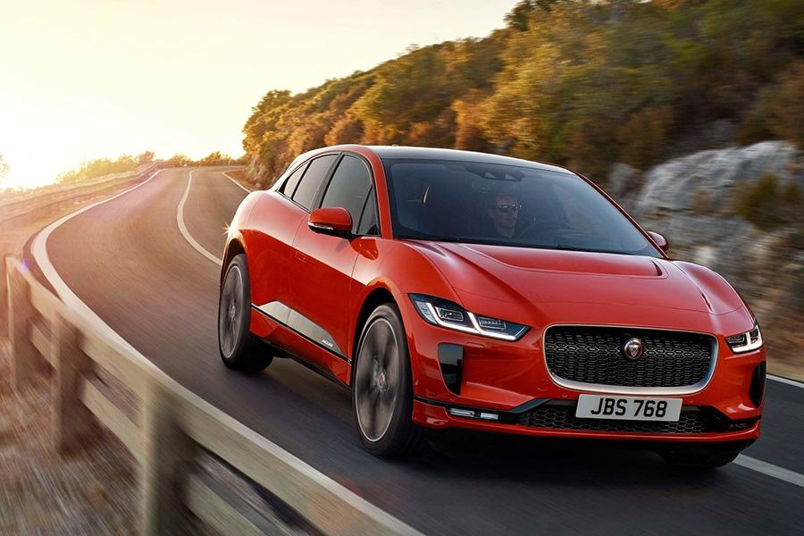 Автосалон в Женеве 2018: Jaguar I-Pace