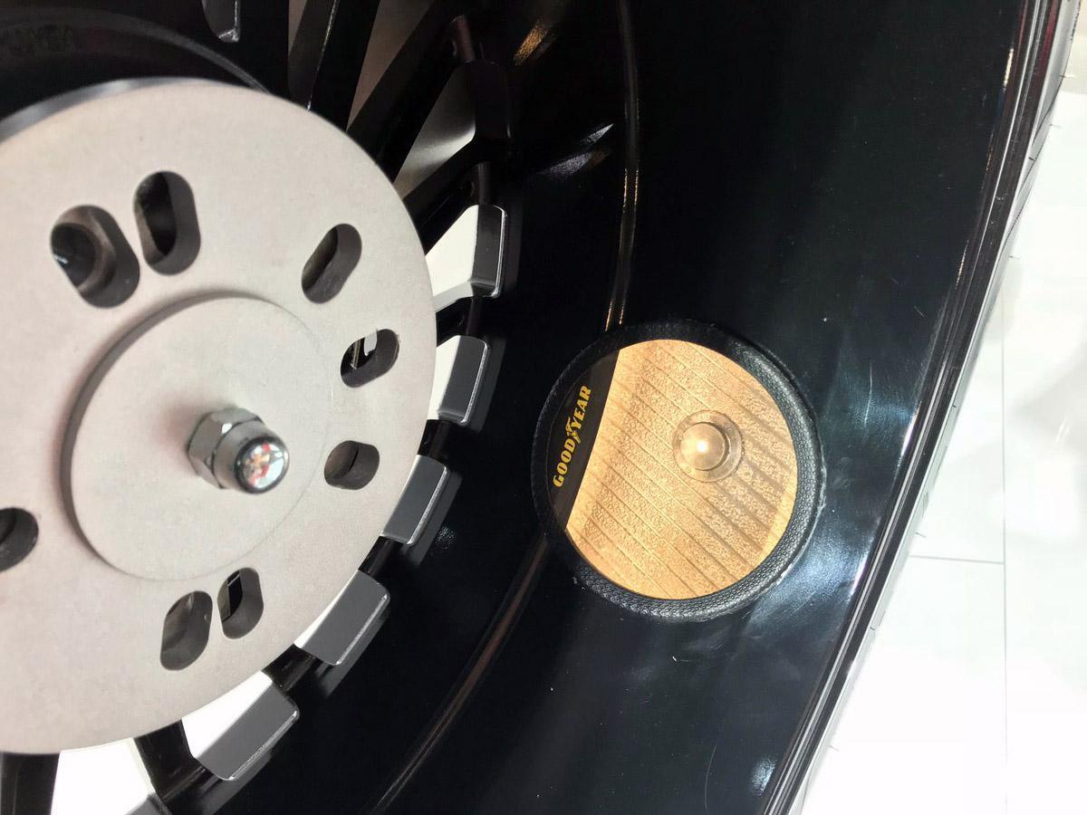 Goodyear тестирует систему упреждающего обслуживания шин для каршеринговых автопарков
