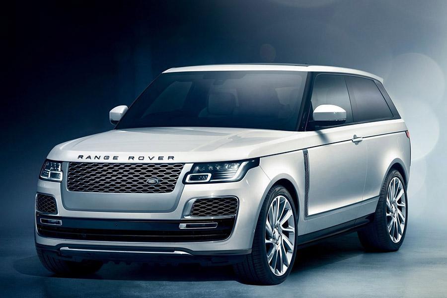 Автосалон в Женеве 2018: Range Rover SV Coupe