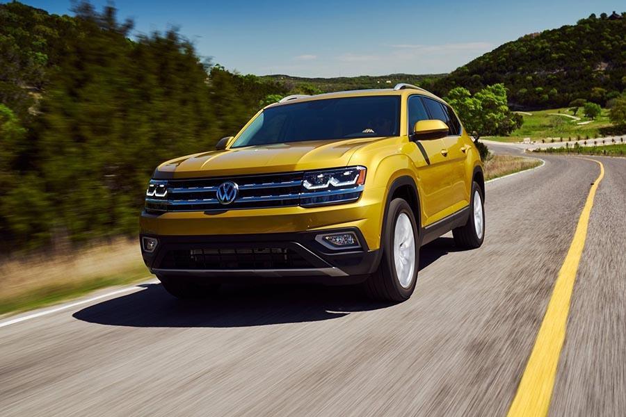 Объявлены российские цены на Volkswagen Teramont