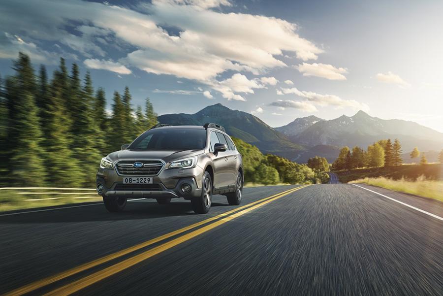 Subaru рассказала, каким будет обновленный Outback для России