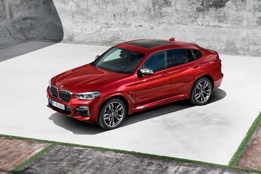 Стало известно, сколько будет стоить BMW X4