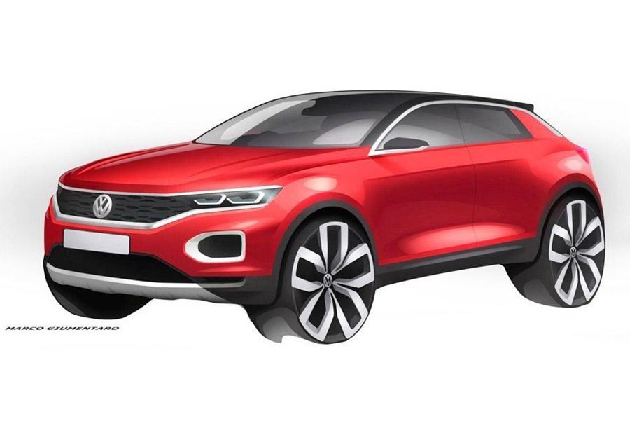 Volkswagen будет собирать в России новый кроссовер