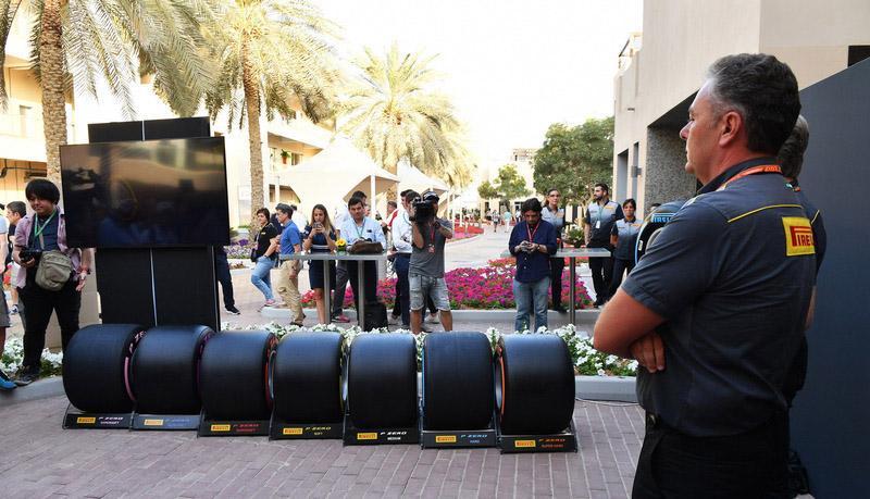 В Пирелли разработали программу для лучшего выбора шин на Гран-при Формулы-1