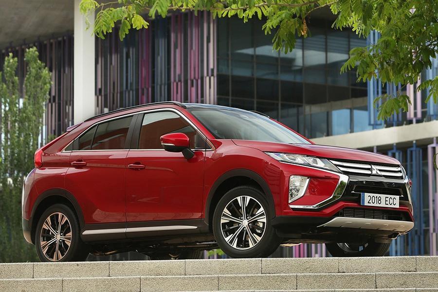 Mitsubishi огласила российские цены на Eclipse Cross