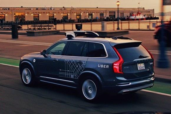 Беспилотник Uber стал участником ДТП со смертельным исходом