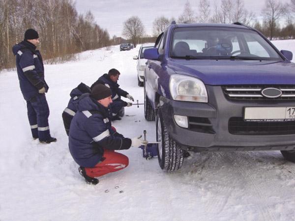 Зимние шины Artmotion Snow HP превзошли конкурентов в тестах на Дмитровском полигоне