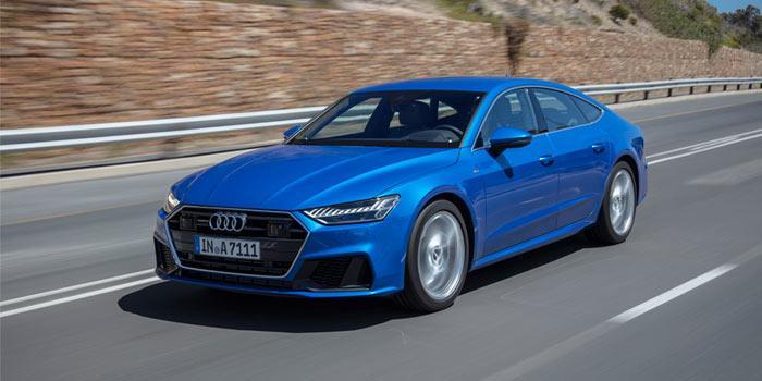 Audi выбрала для новых A7 Sportback японские шины Bridgestone Turanza T005