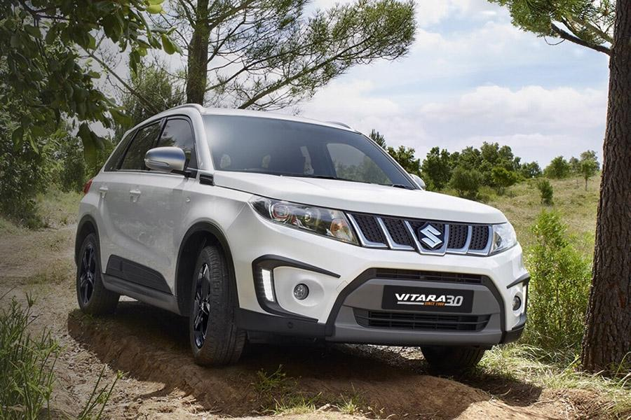 Suzuki привезла в Россию Vitara в юбилейном исполнении