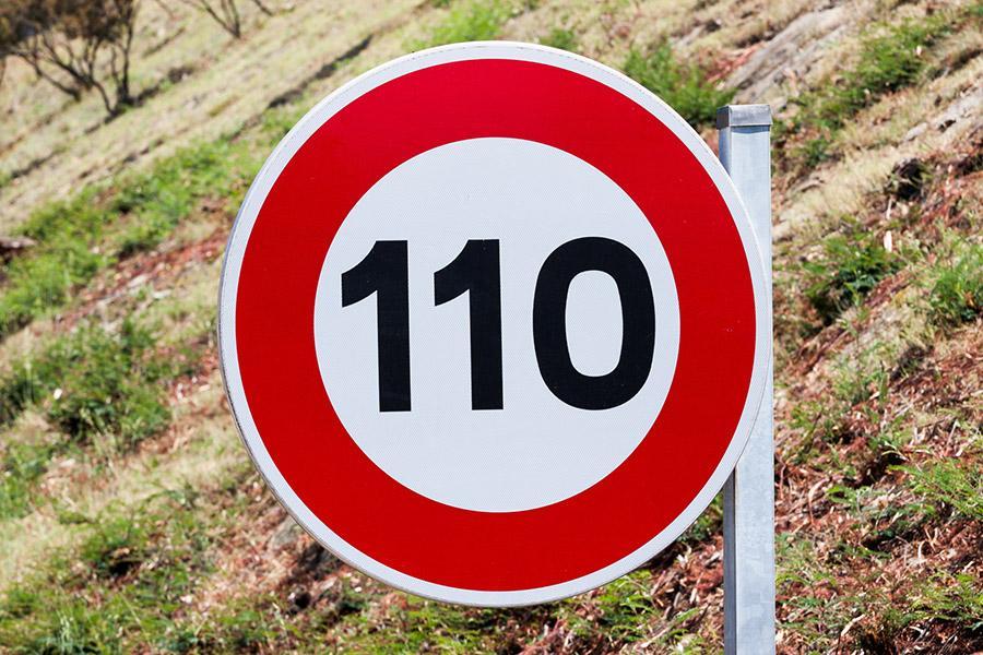 Госдуме предложили повысить максимальную скорость на трассе