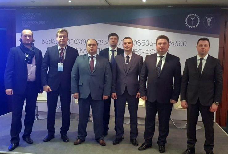 Беларусь договорилась об увеличении объемов поставок бобруйских шин в Грузию