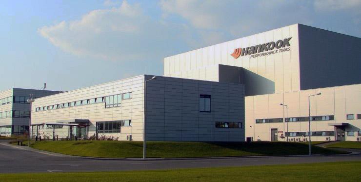 Hankook расширяет производственные мощности своего завода в Венгрии