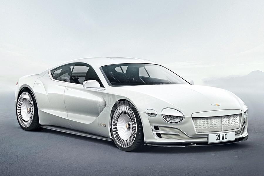 У Bentley появится электромобиль