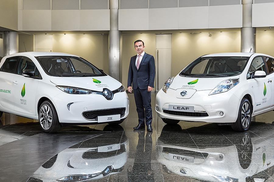 Альянс Renault-Nissan задумал реорганизацию