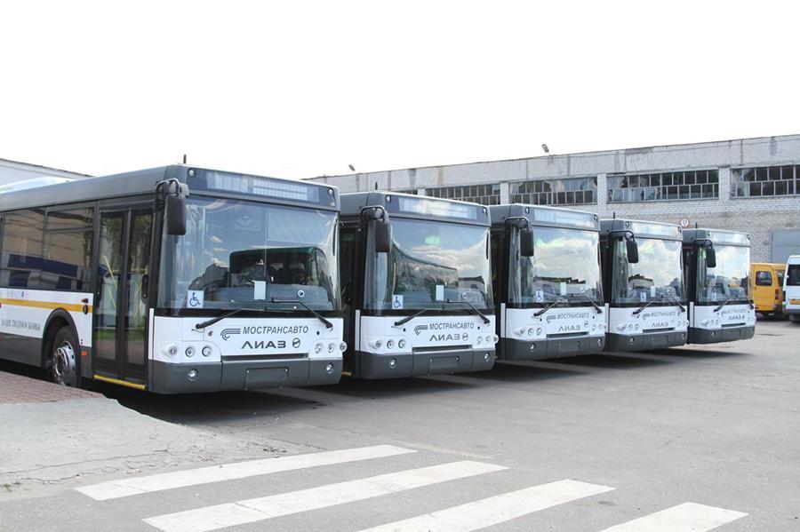 В России предложили ввести предельный возраст использования автобусов
