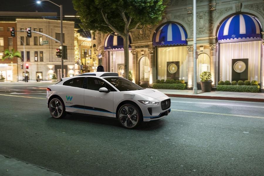 Jaguar анонсировал свой первый беспилотник