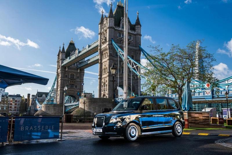 Maxxis будет поставлять шины для комплектации новых лондонских такси