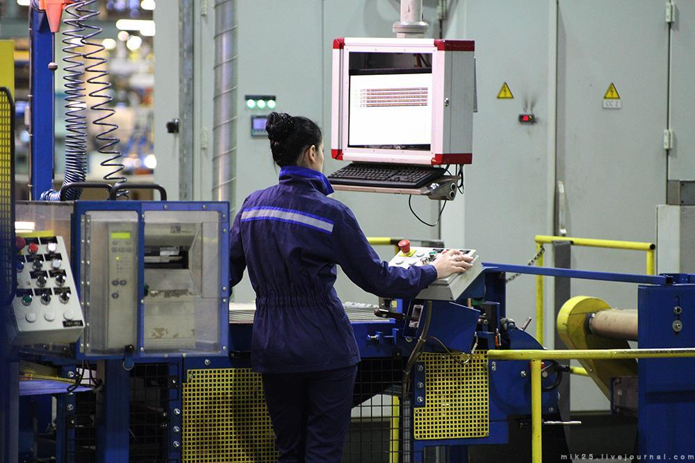 Голландское оборудование повысит качество шин КАМА Euro и Viatti