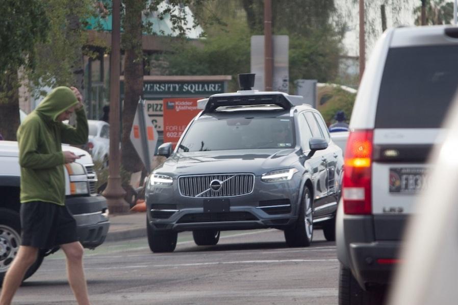 Uber урегулировал последствия смертельной аварии