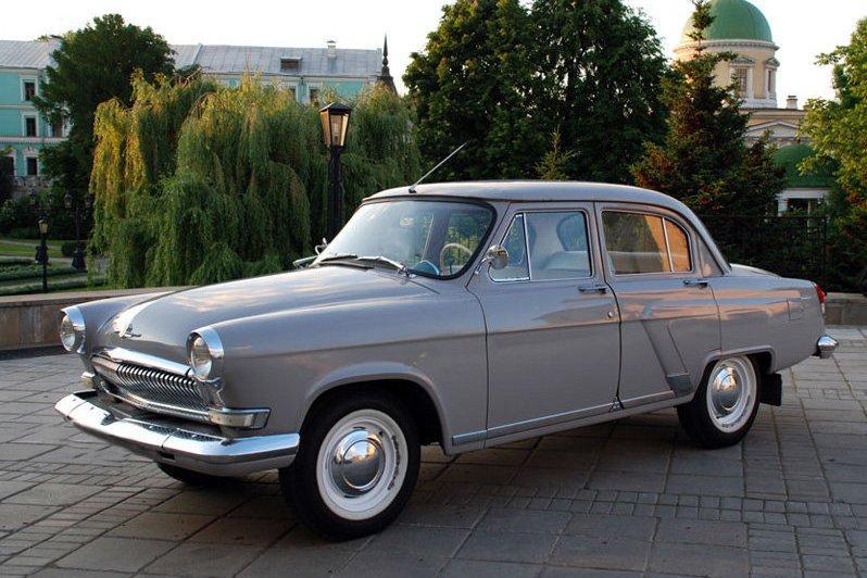 В России появятся правила оценки ретроавтомобилей