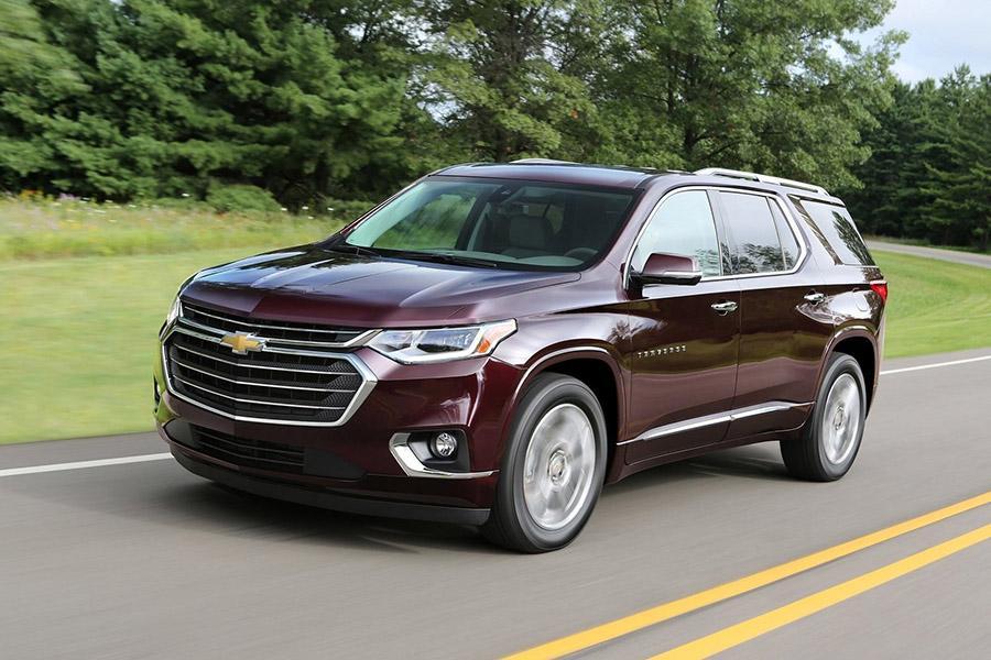 Chevrolet рассказал, сколько будет стоить Traverse