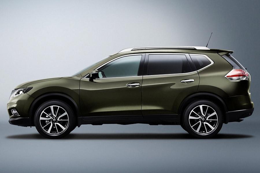 Nissan X-Trail попал под отзыв в России