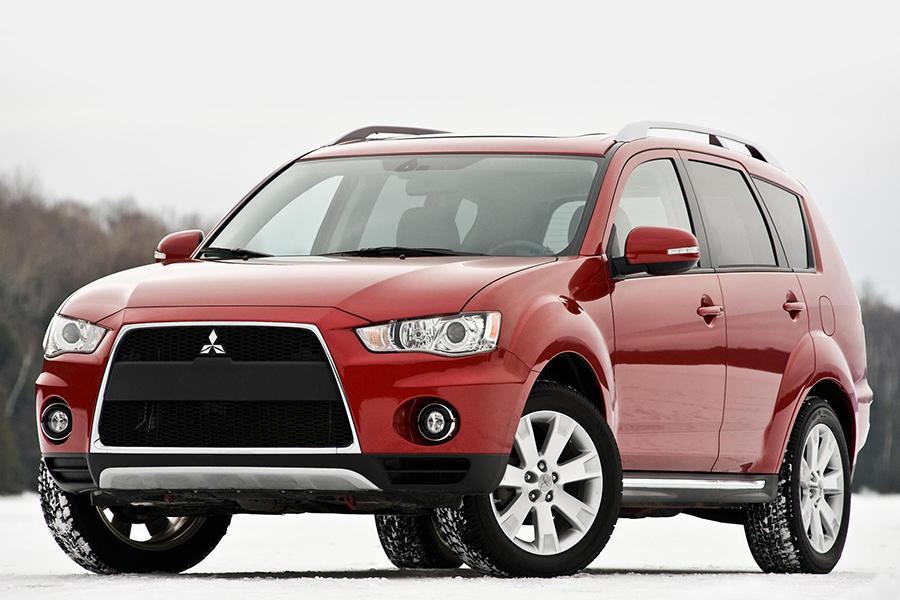 Mitsubishi отзывает старые вседорожники Outlander XL