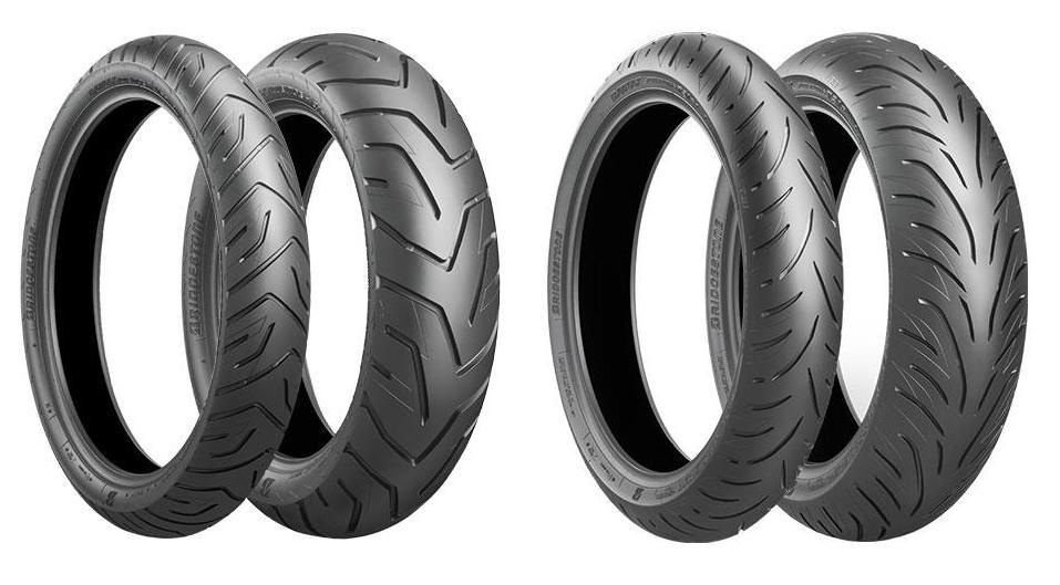 Bridgestone запускает две новинки мотоциклетной линейки Battlax