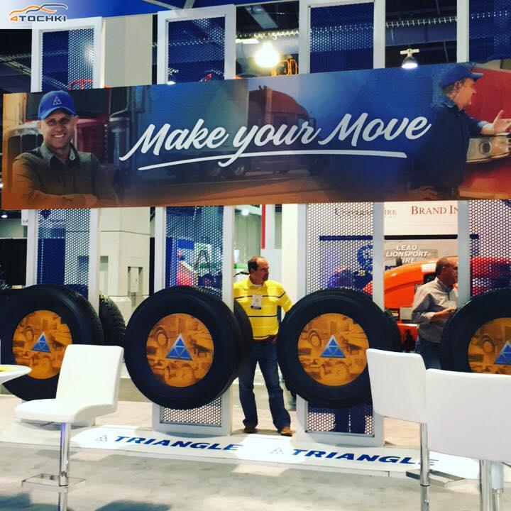 Triangle Tire увеличивает объем инвестиций в строительство американских заводов