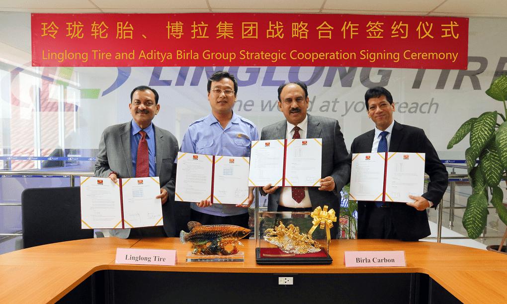 Aditya Birla Group будет поставлять свой техуглерод для шинников Linglong Tire
