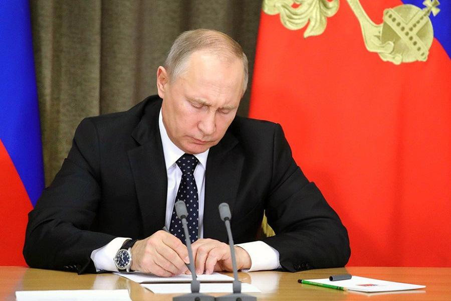 Глава Пирелли награжден российским Орденом Дружбы