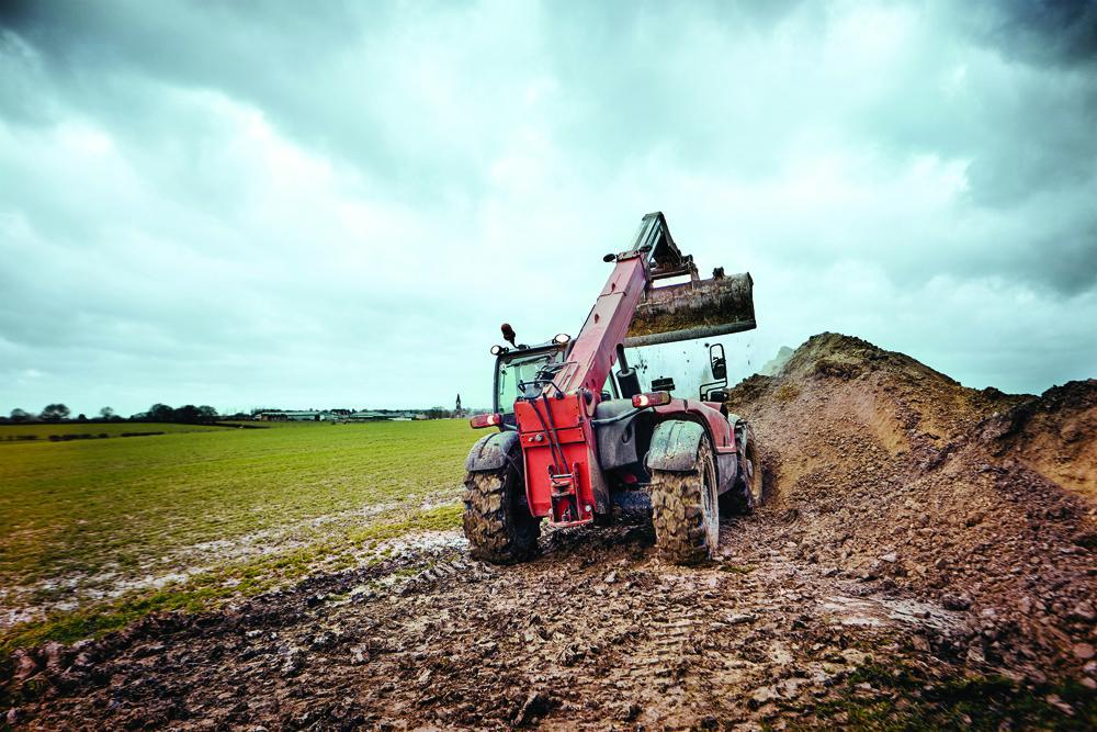 Camso привезет на выставку в Париж семь новых моделей шин для строительной техники