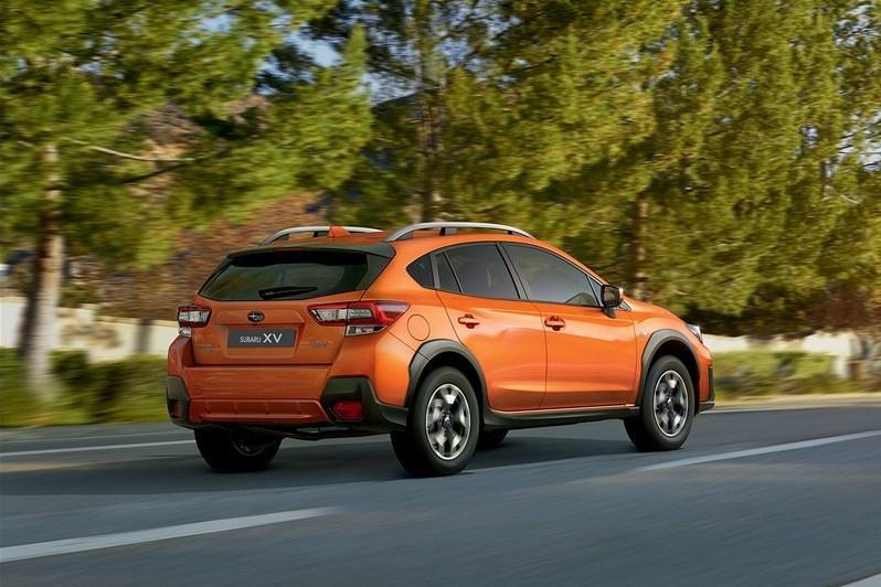 Subaru подорожали из-за утилизационного сбора