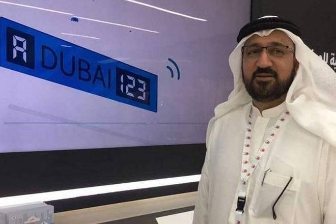 В Дубае внедрят инновационные автомобильные номера
