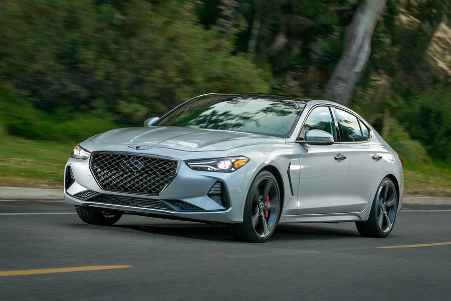 Genesis рассказал о ценах на седан G70