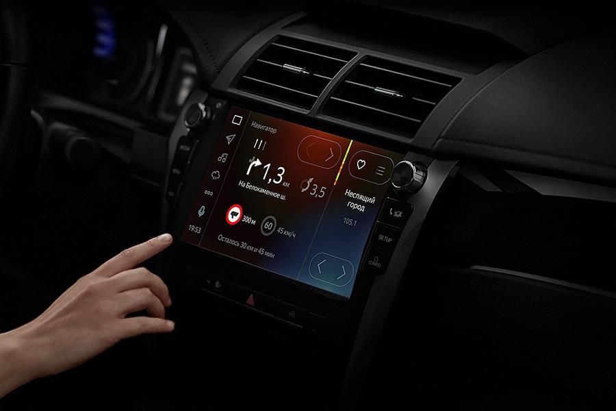 Nissan перейдет на мультимедиа с «Яндекс.Авто»
