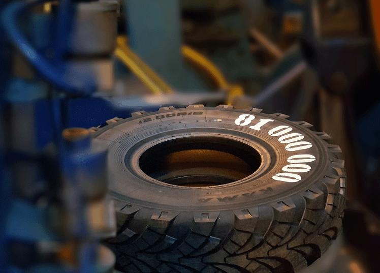 За 40 лет существования завод Kama Tyres выпустил 81 миллион грузовых шин