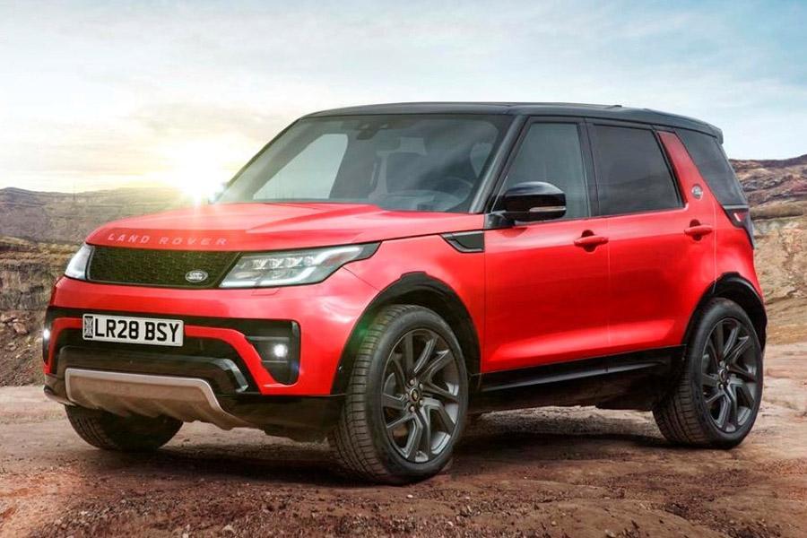 Land Rover возродит имя Freelander