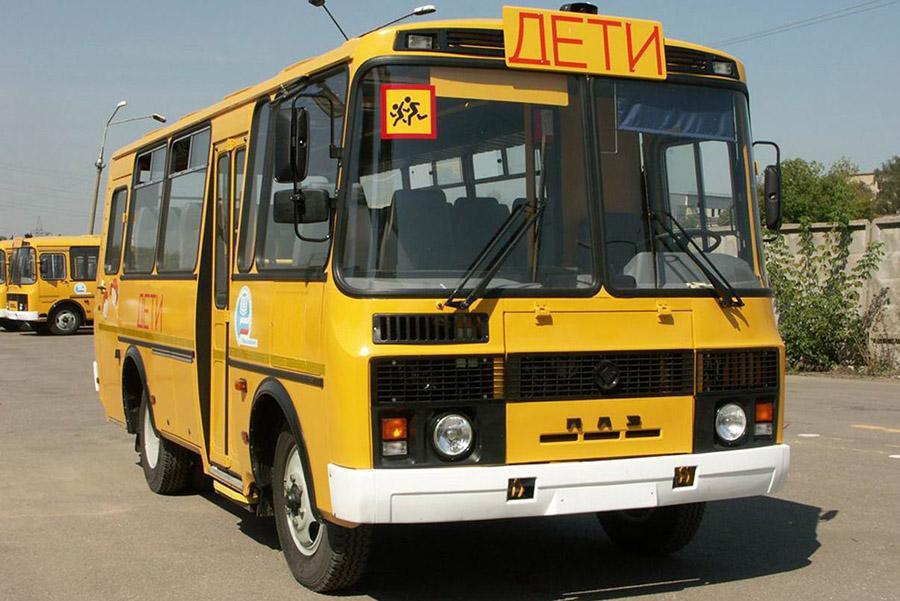 Установлен предельный возраст автобуса для перевозки детей