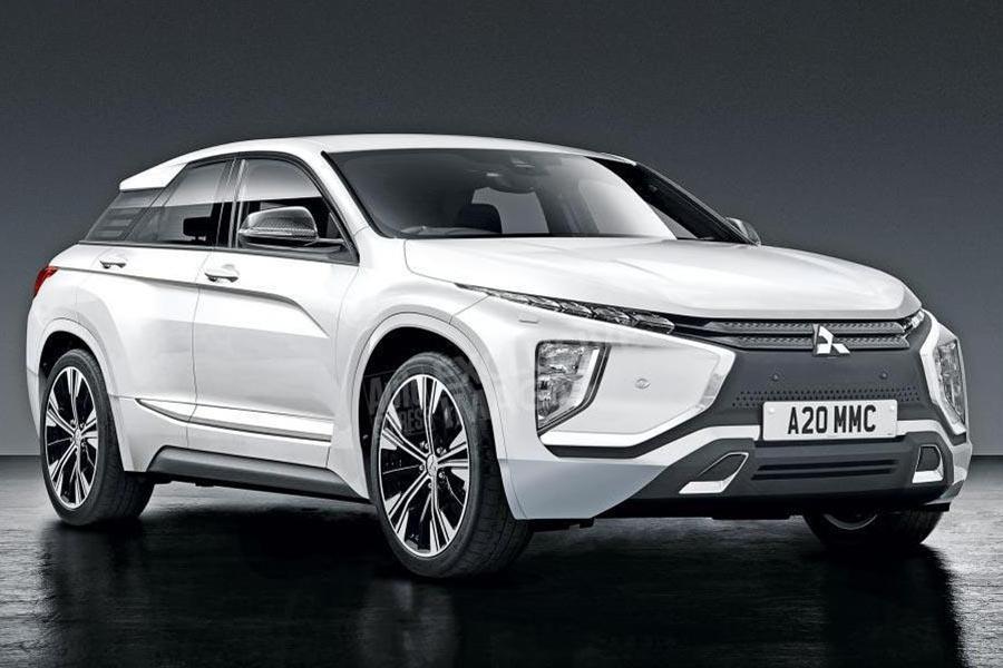 Новый Mitsubishi Lancer станет кроссовером