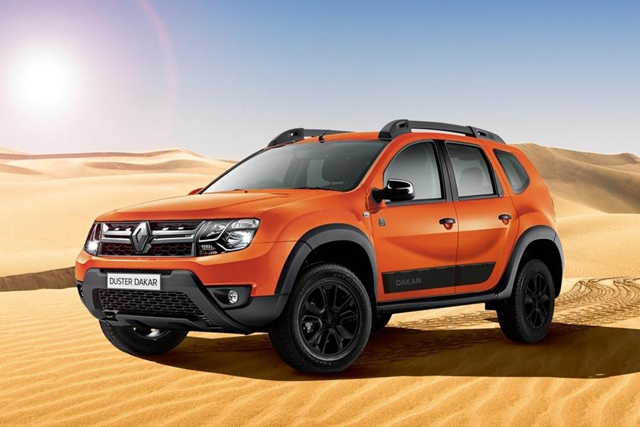 Renault обновила Duster Dakar Edition