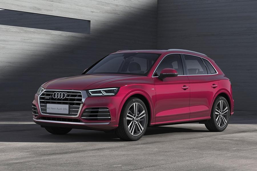 Автосалон в Пекине 2018: Audi Q5 L