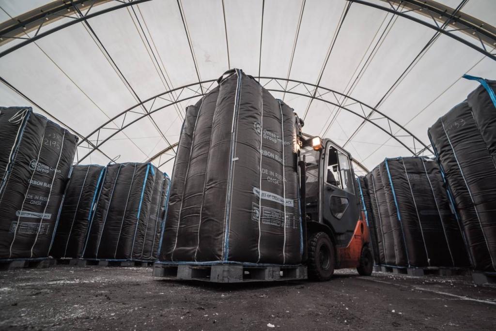 Омск Карбон Групп достиг рекордного уровня производства