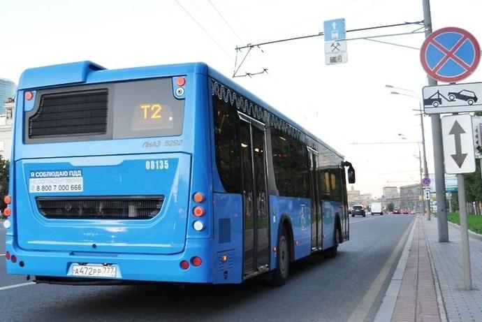 Москва запускает очередные автобусные полосы