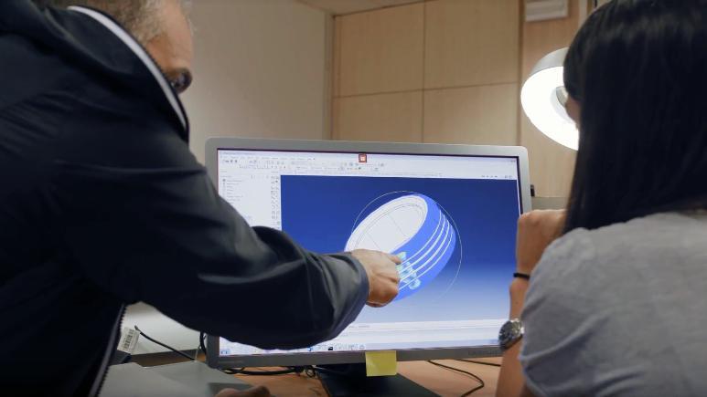 Bridgestone раскрывает секреты технологии Ultimat Eye