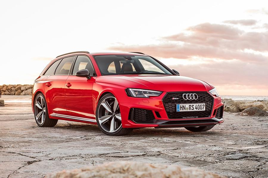 Audi RS4 Avant: известна российская цена