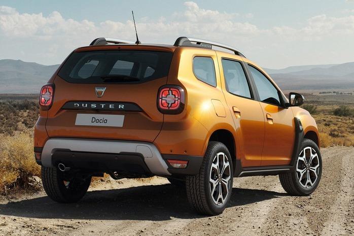 Renault представит Duster «поколения 2.5»