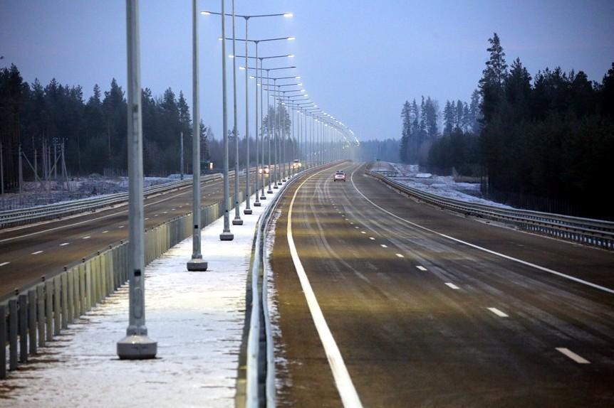 Российские беспилотники поедут по трассе М11