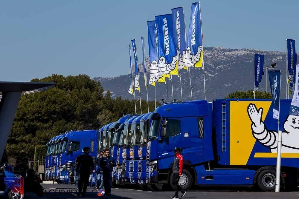 FIA оштрафовала Мишлен на €250 000