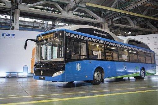 Москва закупит электробусы на десятки миллиардов рублей